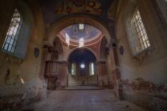 Cerkiew w Starych Oleszycach.
