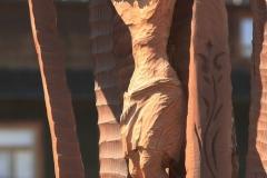 Kapliczka - krucyfiks