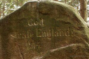 Boże ukarz Anglię ! 1914. (Gott strafe England ! 1914.)