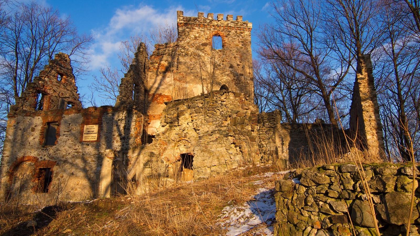 Zamek Lipa wLipie