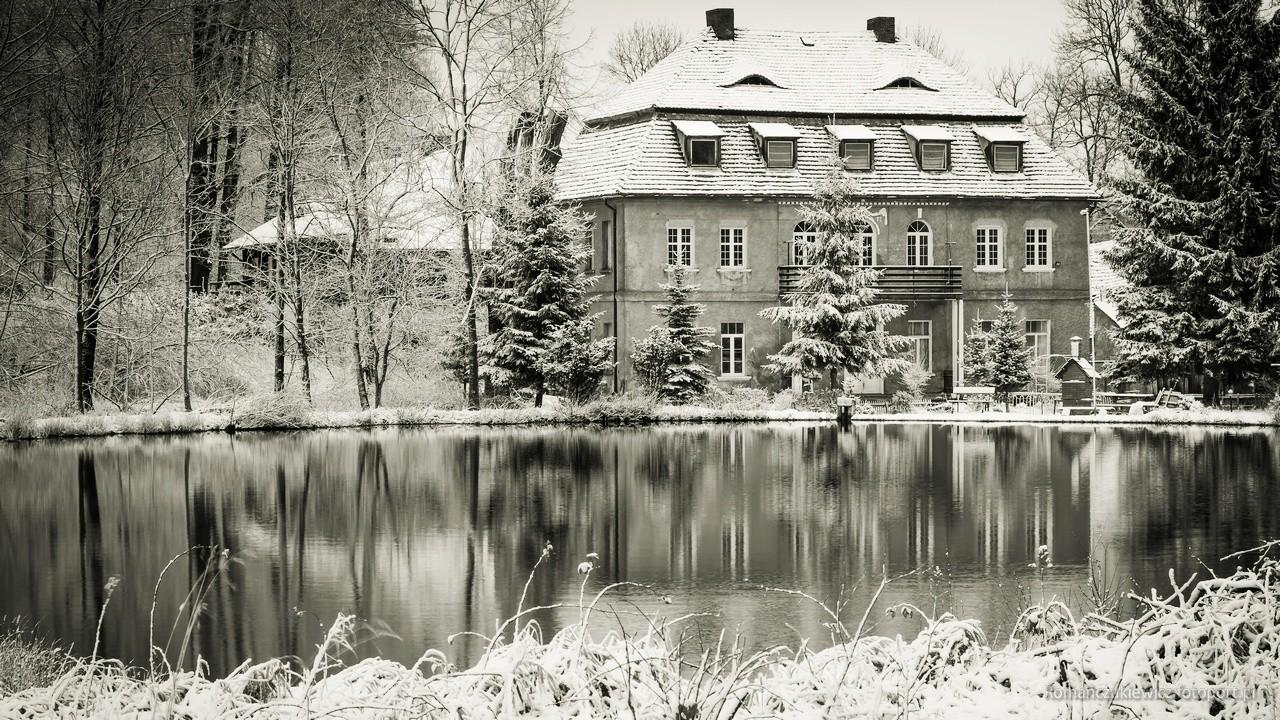Pałac wCiszycy