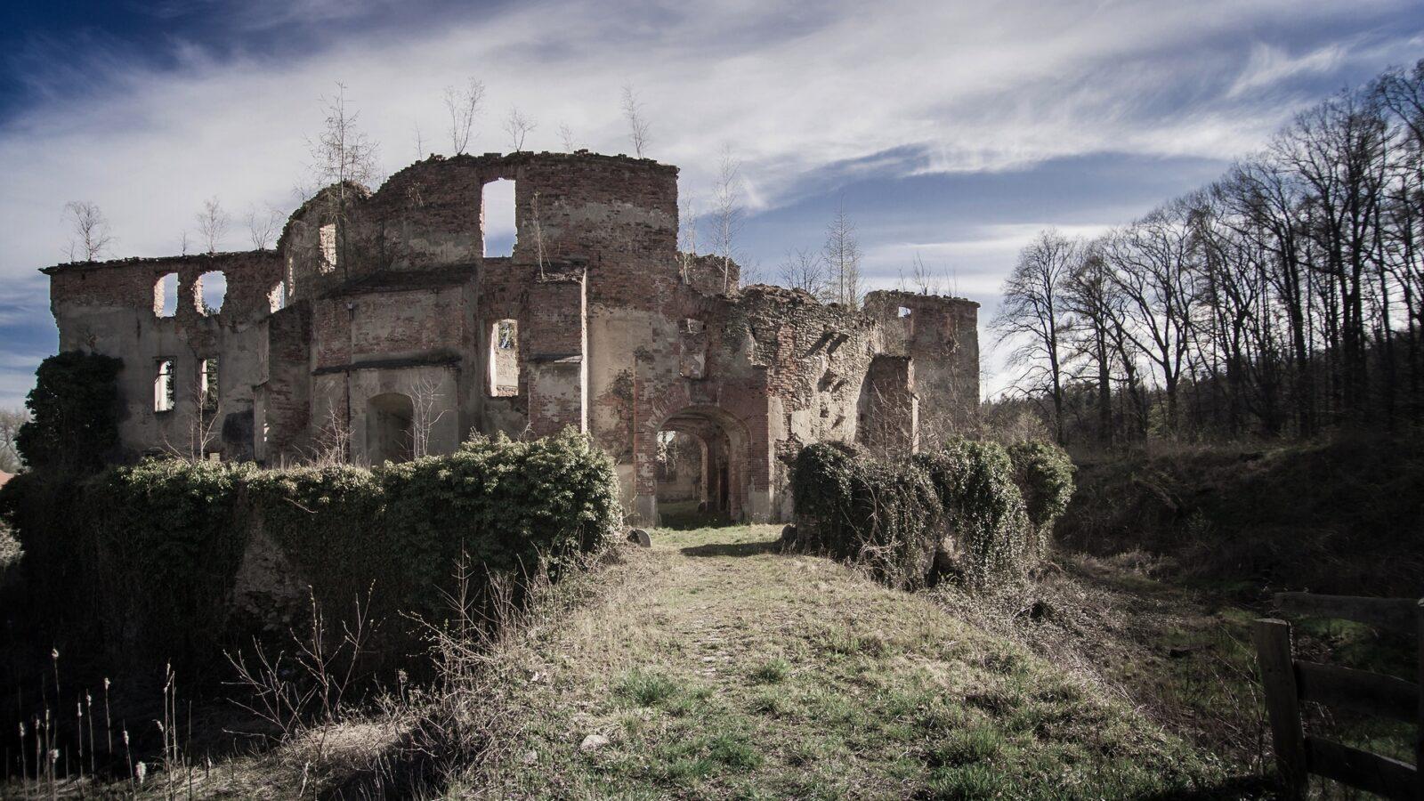 Zamek Owiesno