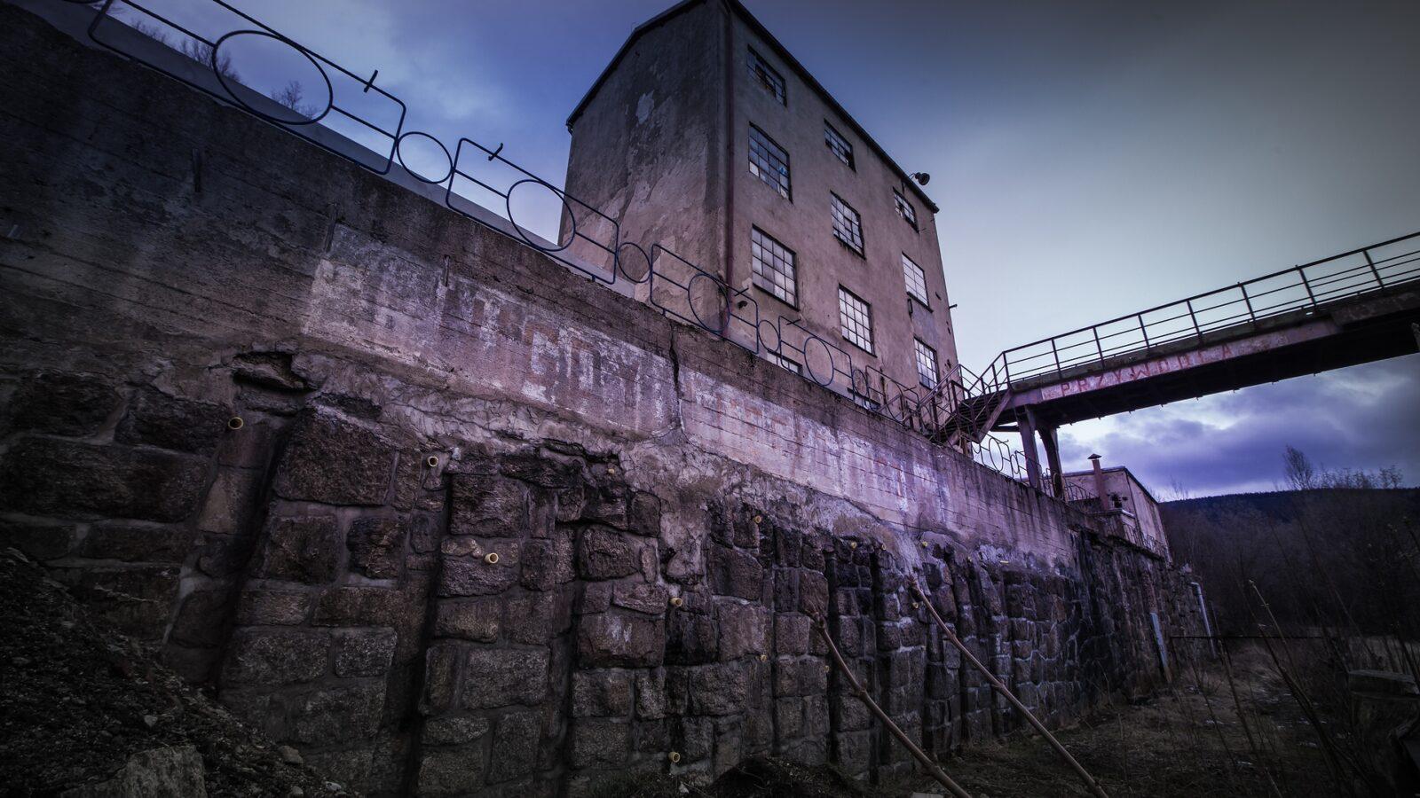 Dawna kopalnia Wolność