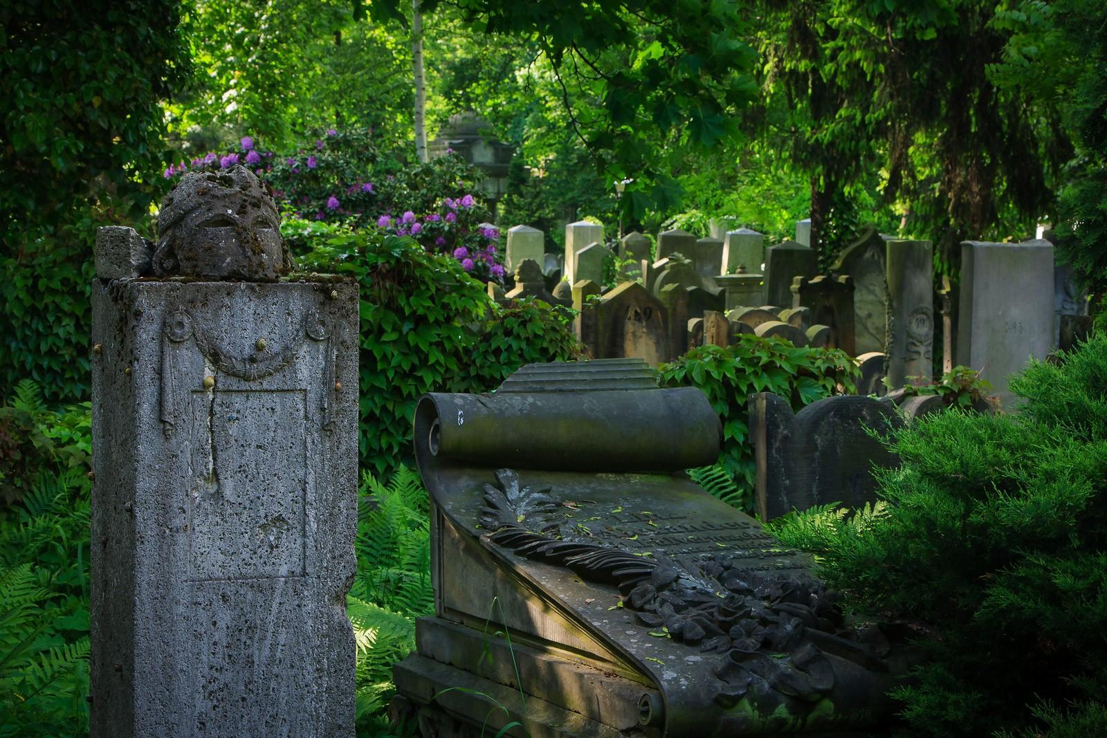 Stary Cmentarz Żydowski weWrocławiu