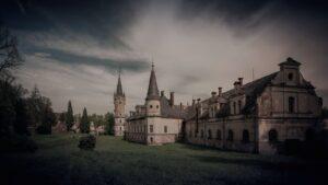 Bożków - pałac Magnisów