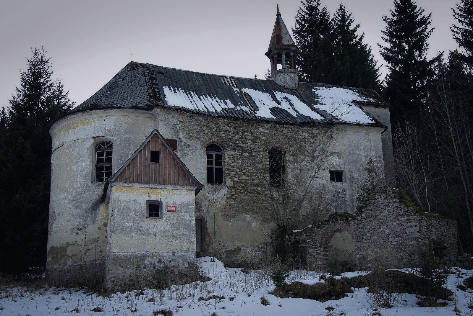 Kościół św.Jana Nepomucena wJanowej Górze