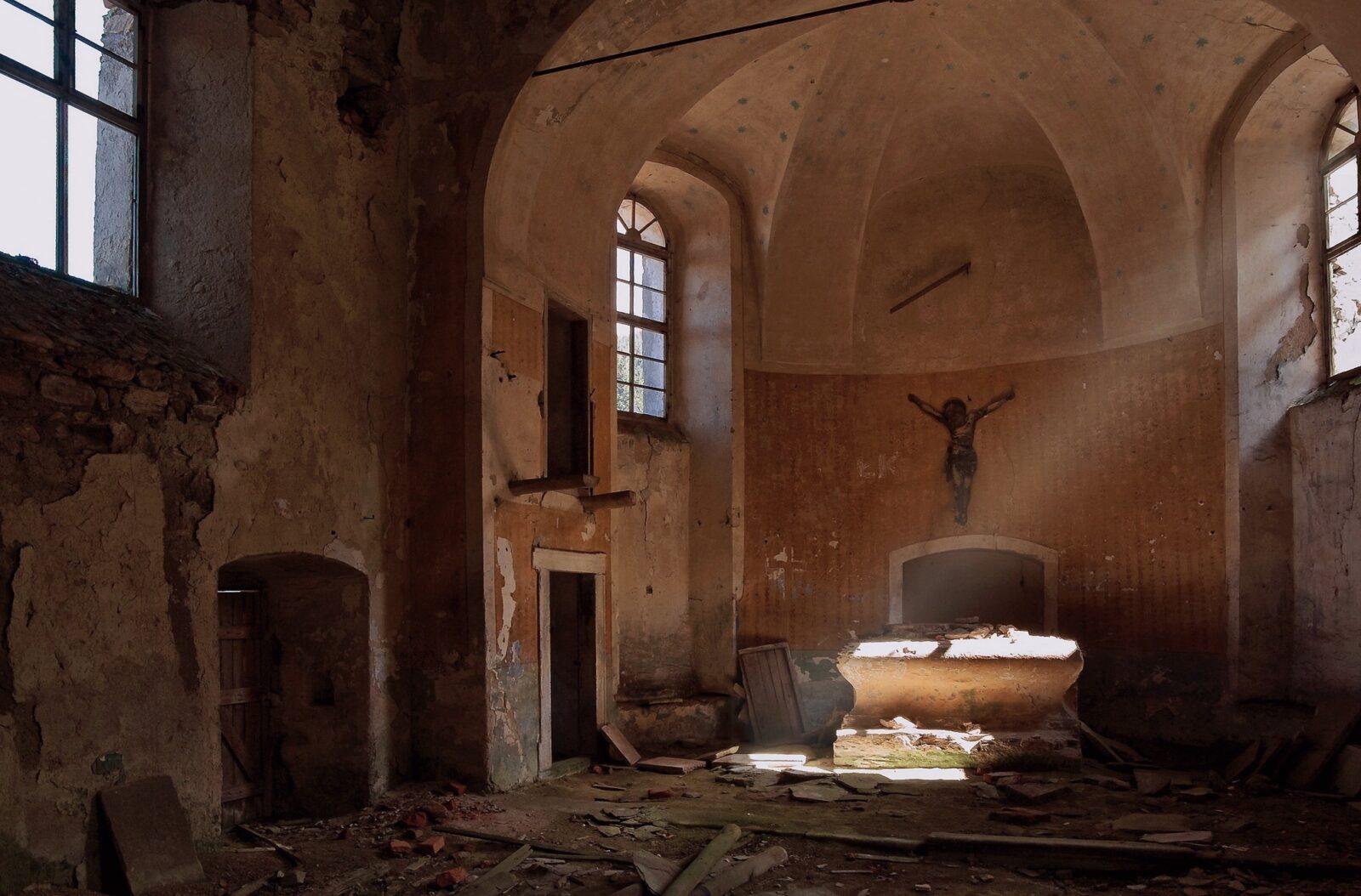 Janowa Góra - kościół