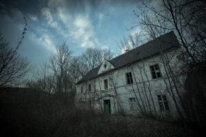 Opuszczony dom w P.