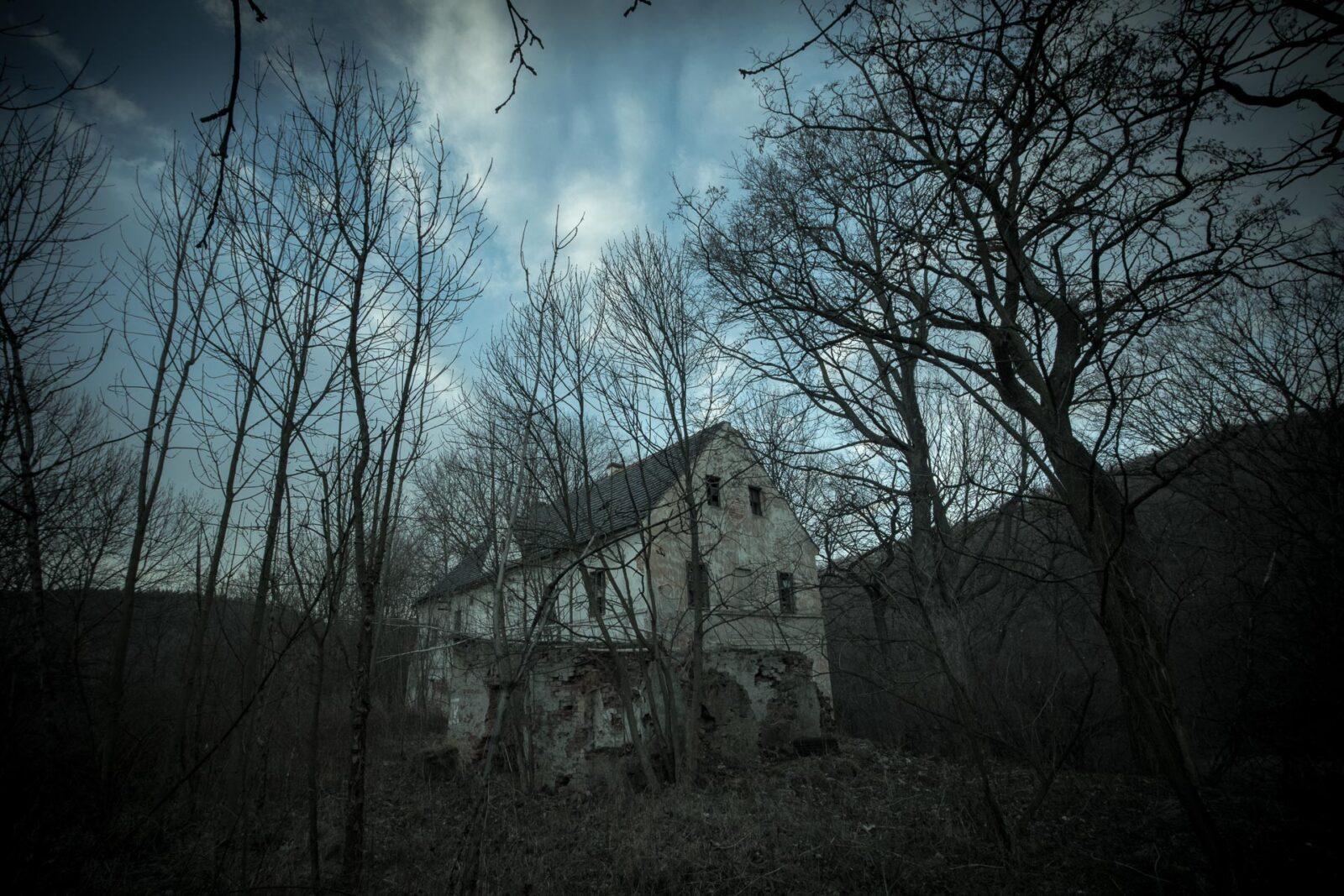 Opuszczony dom wP.