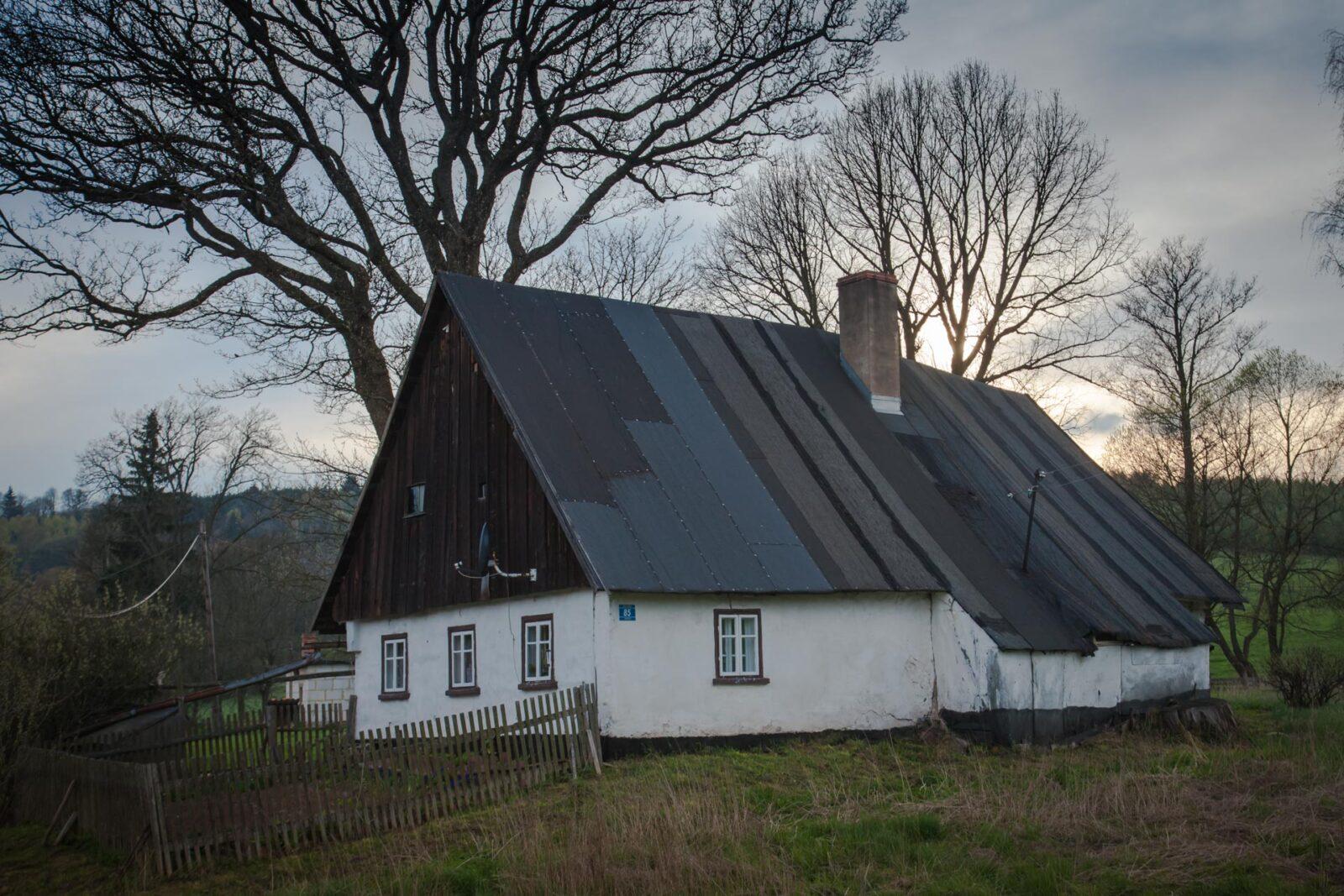 Dawna chata sudecka - Okrzeszyn