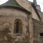 Świerzawa - romańska część kościoła