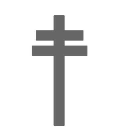 Karawaka, krzyż choleryczny, krzyż morowy