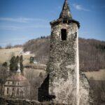 Dawny kościół wPastewniku (ruiny)