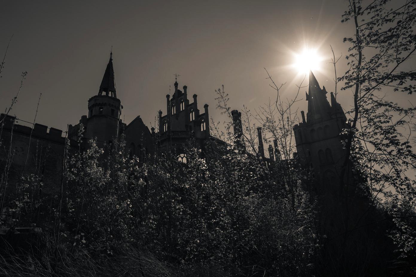 Pałac wKopicach