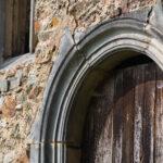 Ruiny kościoła wRząsinach