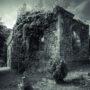 Ruiny kościoła wRząsinach - miejsca zapomniane